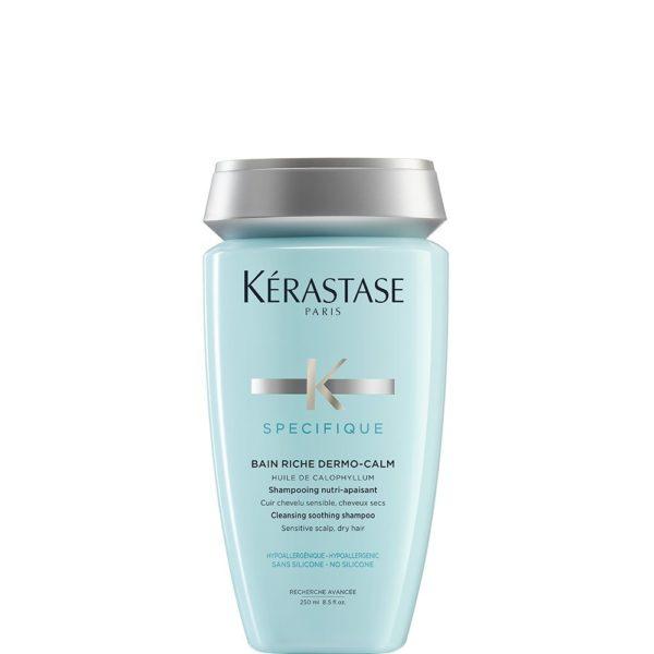 Čisticí zklidňující šamponová lázeň